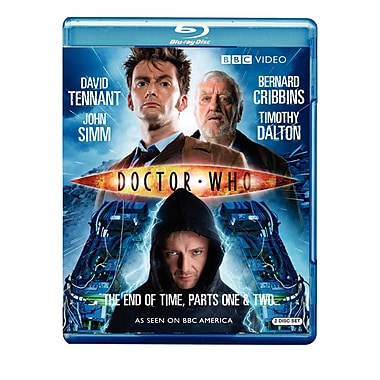 Doctor Who: The End of Time, Part One & Part Two (BLU-RAY DISC)