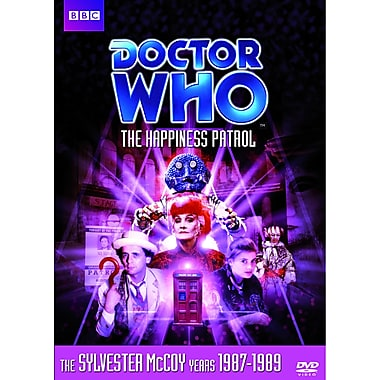 Doctor Who: The Happiness Patrol (DVD)