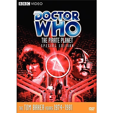 Doctor Who: The Pirate Planet (DVD)