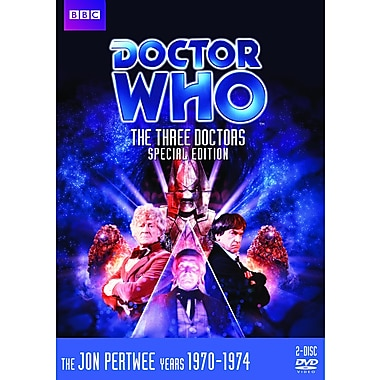 Doctor Who: The Three Doctors (DVD)