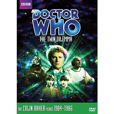 Dr Who: The Twin Dilema (DVD)