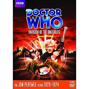 Dr. Who: Invasion of the Dinosaurs (DVD)