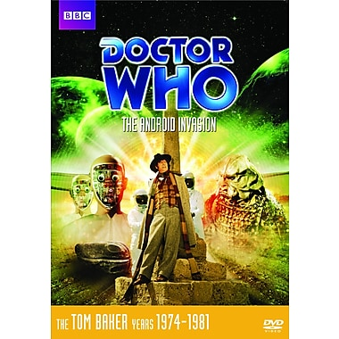 Dr. Who: The android Invasion (DVD)