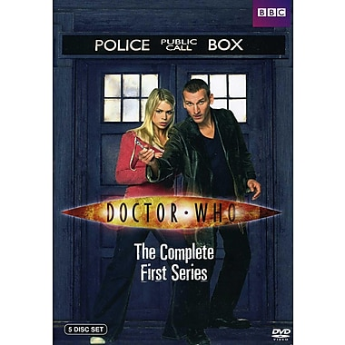 Dr. Who: The Complete First Series (DVD)