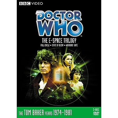Dr. Who: The E-Space Trilogy (DVD)