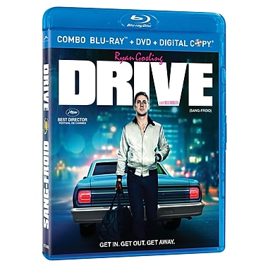 Drive (BRD + DVD + Digital Copy)