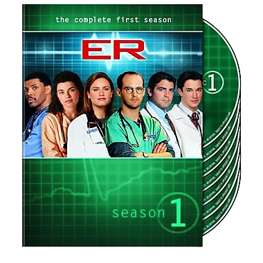 E.R.: Season 1: The Complete Series (DVD)