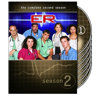 E.R.: Season 2: The Complete Series (DVD)