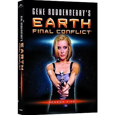 Earth: Final Conflict Season 5 (DVD)