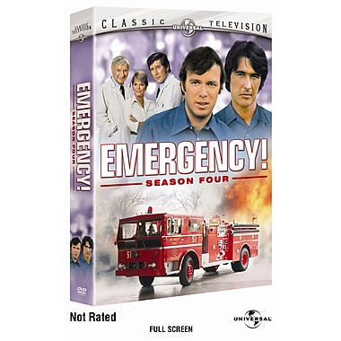 Emergency: Season 4 (1974-1975) (DVD)