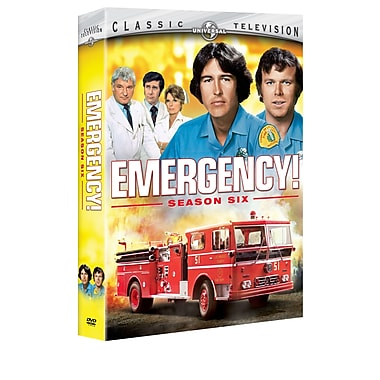 Emergency: Season 6 (DVD)