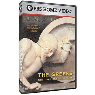 Empires: The Greeks: Crucible of Civilization (DVD)
