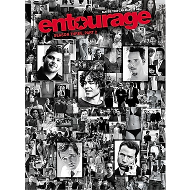Entourage: Season 3 Part 2 (DVD)