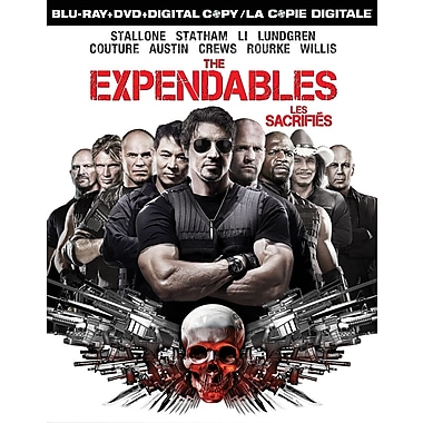 Expendables (BLU-RAY DISC)