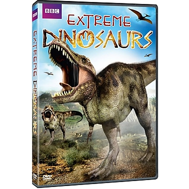 Extreme Dinosaurs (DVD)