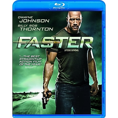 Faster (BLU-RAY DISC)