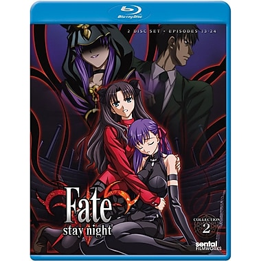 Fate/Stay Night TV Collection 2 (BLU-RAY DISC)
