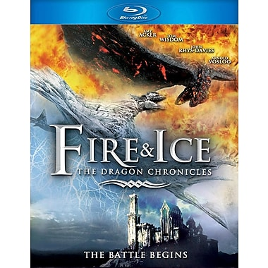 Fire and Ice: The Dragon Chronicles (BLU-RAY DISC)