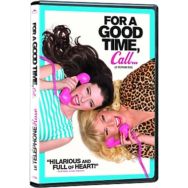For a good time, call (DVD)