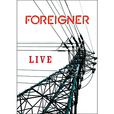 Foreigner: Live (DVD)