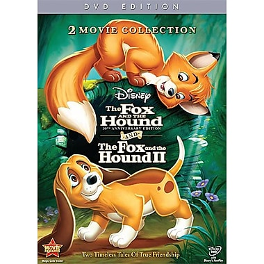 Fox and The Hound/The Fox and The Hound2 (DVD)