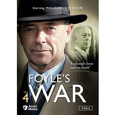 Foyle's War Series 4 (DVD)