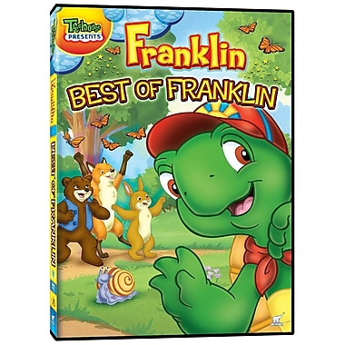 Franklin: The Best of Franklin (DVD)