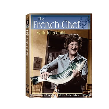 French Chef with Julia Child (DVD)