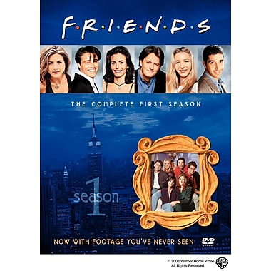 Friends: The Complete First Season (DVD)