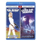 Galaxina/Crater Lake Monster (BLU-RAY DISC)