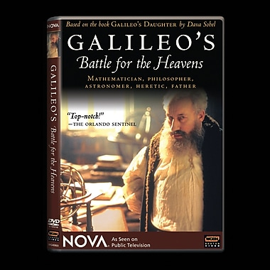 Galileo's Battle for the Heavens (DVD)