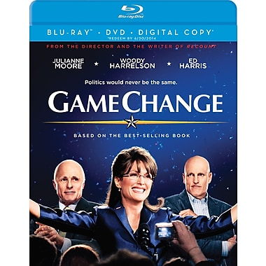 Game Change (BRD + DVD + Digital Copy)