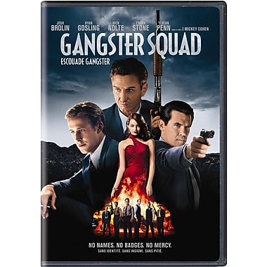 Gangster Squad (DVD + UltraV/DGTL Copy)
