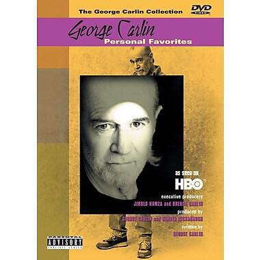 George Carlin: Personal Favorites (DVD)