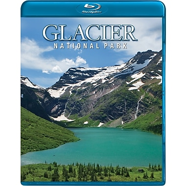 Glacier National Park (BLU-RAY DISC)