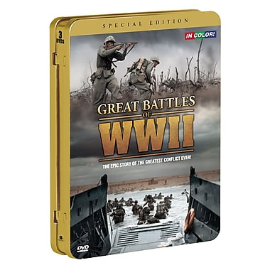 Great Battles of WWII (DVD) 2011