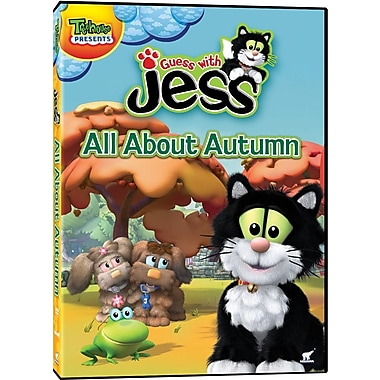 Guess With Jess - All About Autumn (DVD)