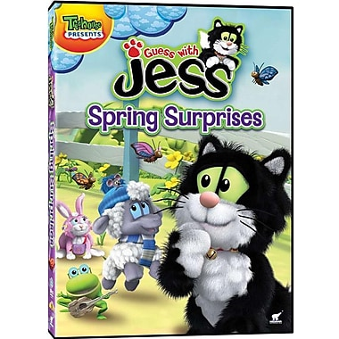 Guess With Jess - Spring Surprises (DVD)