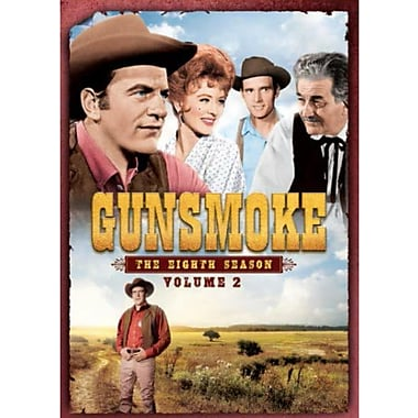Gunsmoke: S8 V2 (DVD)