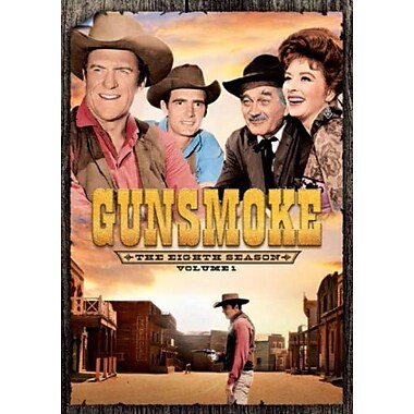 Gunsmoke: Season 8 Volume 1 (DVD)