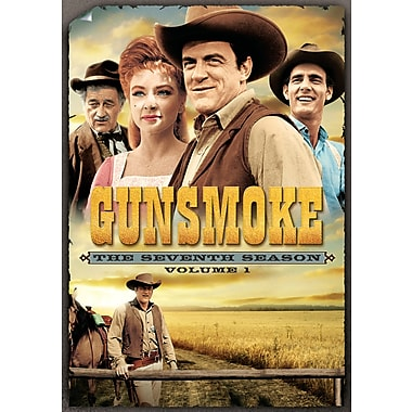 Gunsmoke: The Seventh Season, Volume One (DVD)