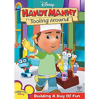 Handy Manny: Tooling Around (DVD)