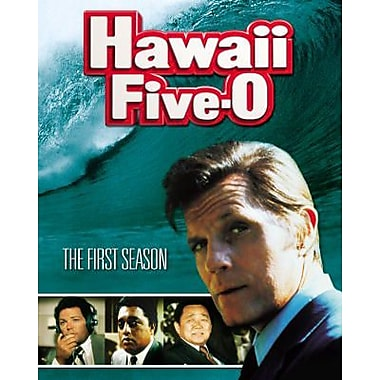 Hawaii Five-O: The First Season (DVD)