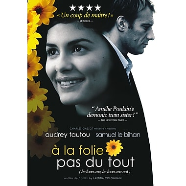 He Loves Me, He Loves Me Not (DVD)
