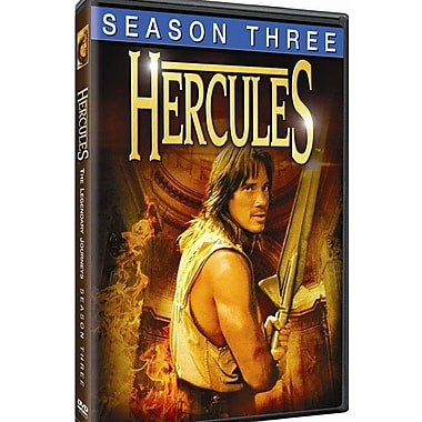 Hercules: Legendary Journeys (DVD)