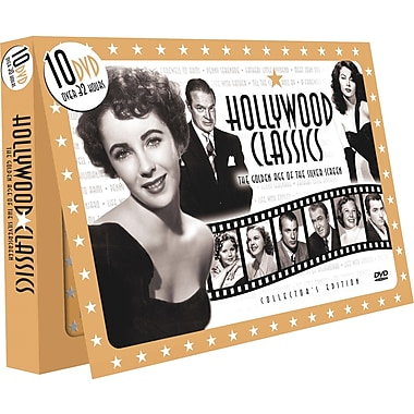 Hollywood Classics: The Golden Age of the Silverscreen/Biographies (DVD)