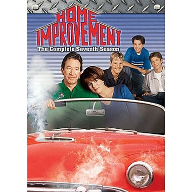 Home Improvement: The Complete Seventh Season (DVD)