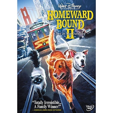 Homeward Bound II: Lost In San Francisco (DVD)