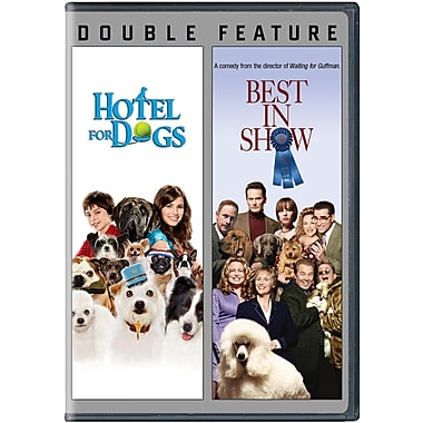 Hotel for Dogs/Best in Show (DVD)