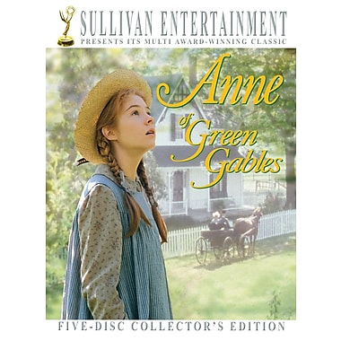 Anne Of Green Gables Anniversary Collectors Edition (DVD)
